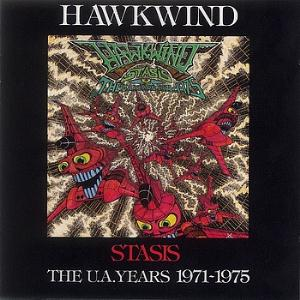 Hawkwind Stasis The U.A. Years 1971-1975 album cover
