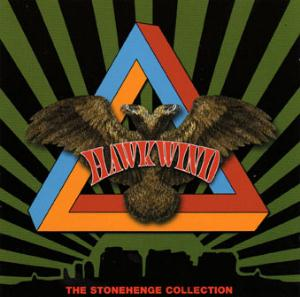 Hawkwind The Stonehenge Collection (Zones / This is Hawkwind - Do Not Panic) album cover