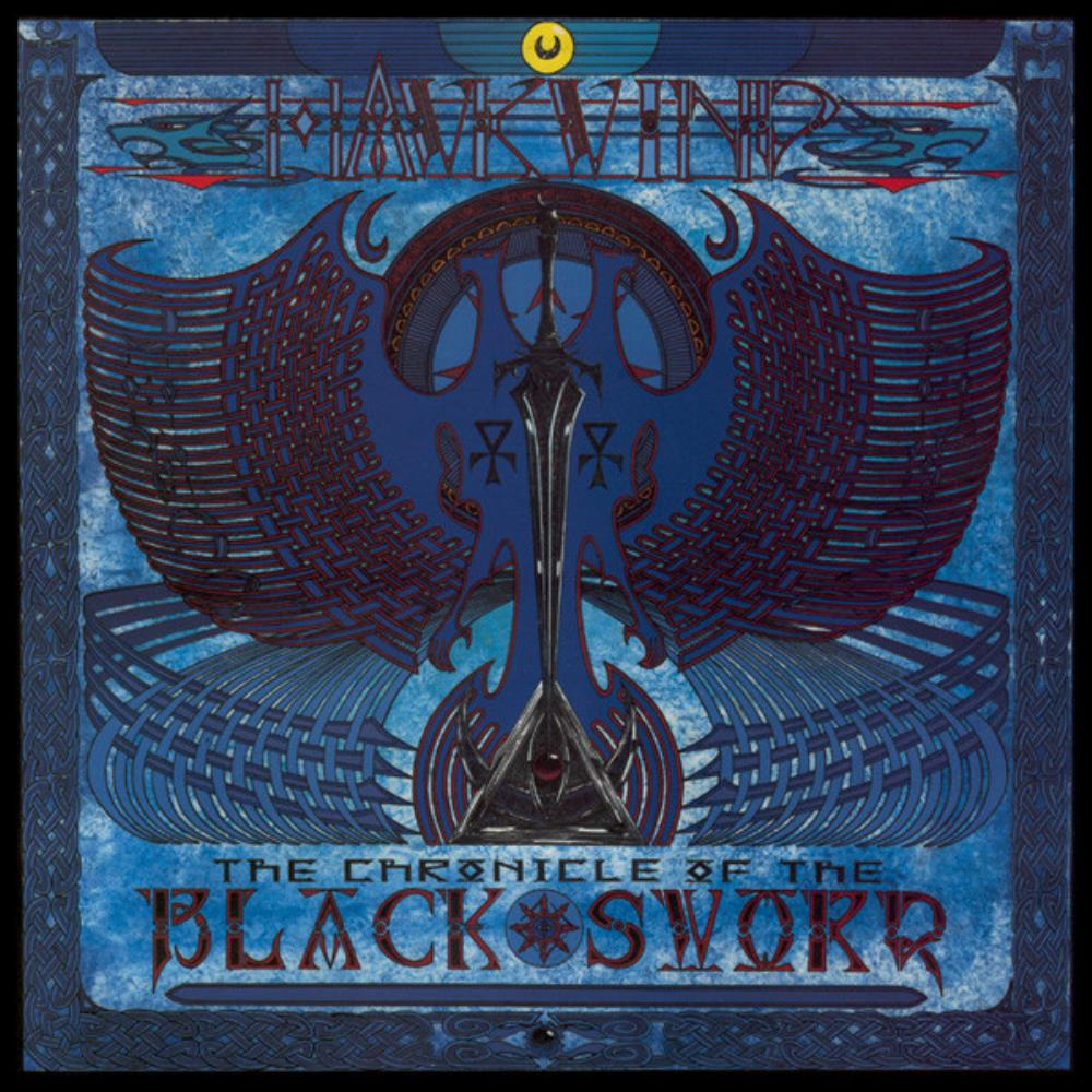 Hawkwind - The Chronicle Of The Black Sword CD (album) cover