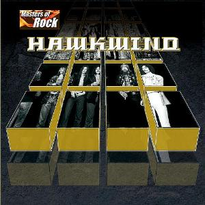 Hawkwind - Masters of Rock CD (album) cover