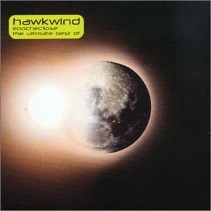 Hawkwind - Epocheclipse: The Ultimate Best Of CD (album) cover