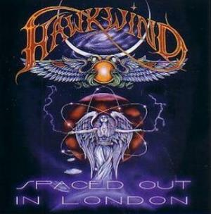 Hawkwind Spaced Out In London album cover