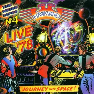 Hawkwind The Weird Tapes Vol. 4 : Live '78 album cover
