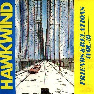 Hawkwind Friends & Relations Vol. 3 album cover