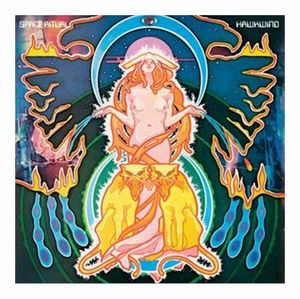 Hawkwind - Space Ritual (2CD+DVD) CD (album) cover