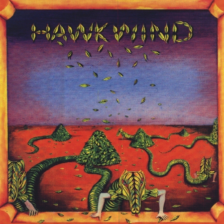Hawkwind by HAWKWIND album cover