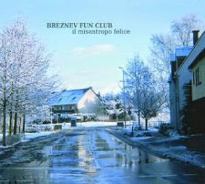Il Misantropo Felice by BREZNEV FUN CLUB album cover