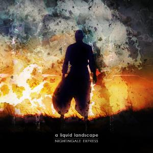 Nightingale Express by LIQUID LANDSCAPE, A album cover