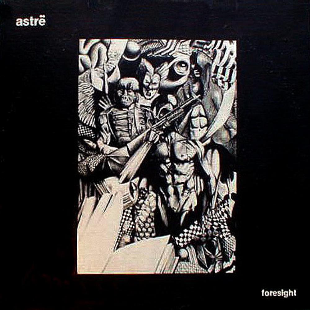 Foresight by ASTRË album cover