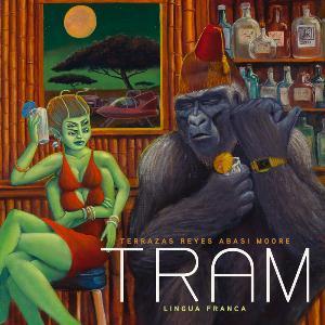 Lingua Franca by T.R.A.M. album cover
