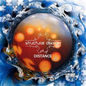 Structural Disorder - Distance CD (album) cover