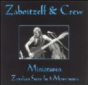 Thierry Zaboitzeff Miniaturen (Zoydian Suite In 3 Movements) album cover