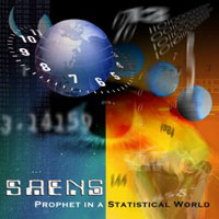 Saens - Prophet in a Statistical World CD (album) cover