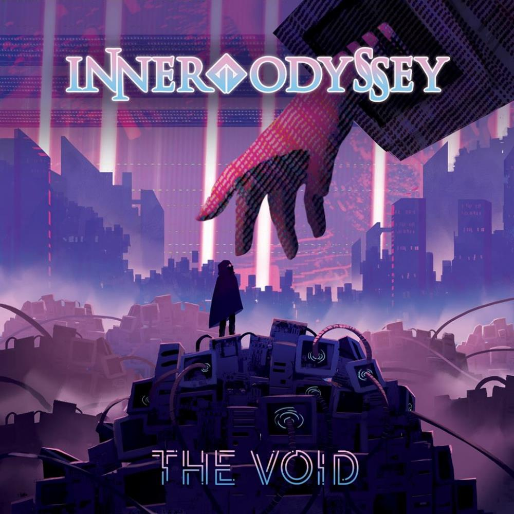 Inner Odyssey - The Void CD (album) cover
