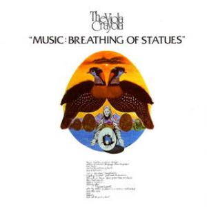 Music: Breathing Of Statues by VIOLA CRAYOLA, THE album cover