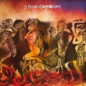 Storm Corrosion - Storm Corrosion CD (album) cover