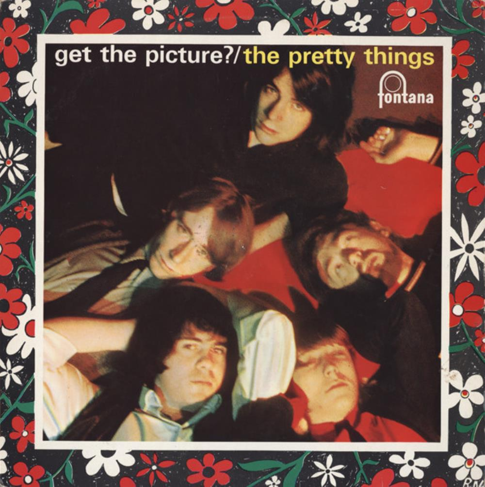 The Pretty Things Get the Picture? album cover