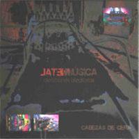 Metalmusica - Aleaciones Aleatorias by CABEZAS DE CERA album cover