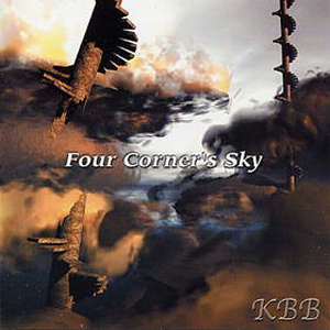 Four Corner's Sky by KBB album cover