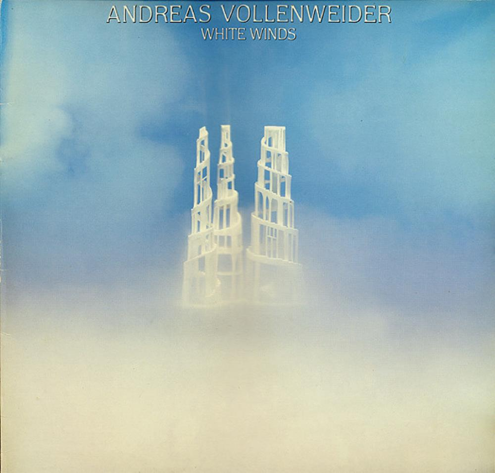Andreas Vollenweider - White Winds (Seeker's Journey) CD (album) cover