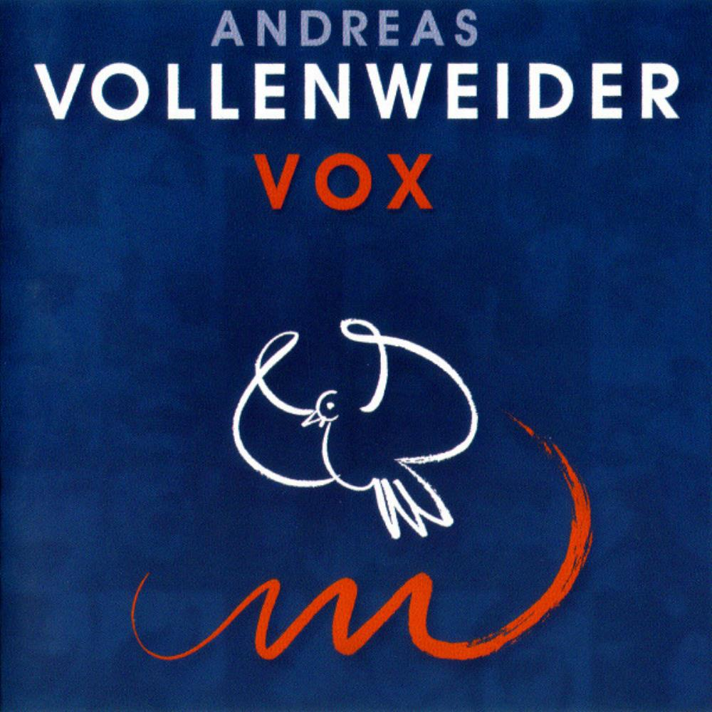 Vox by VOLLENWEIDER, ANDREAS album cover