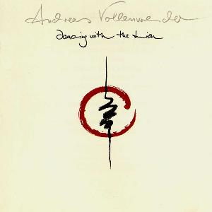 Dancing With The Lion by VOLLENWEIDER, ANDREAS album cover