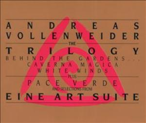 Andreas Vollenweider The Trilogy album cover