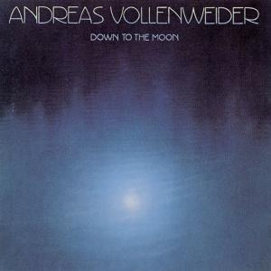 Down To The Moon by VOLLENWEIDER, ANDREAS album cover