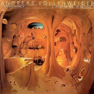 Andreas Vollenweider - Caverna Magica CD (album) cover