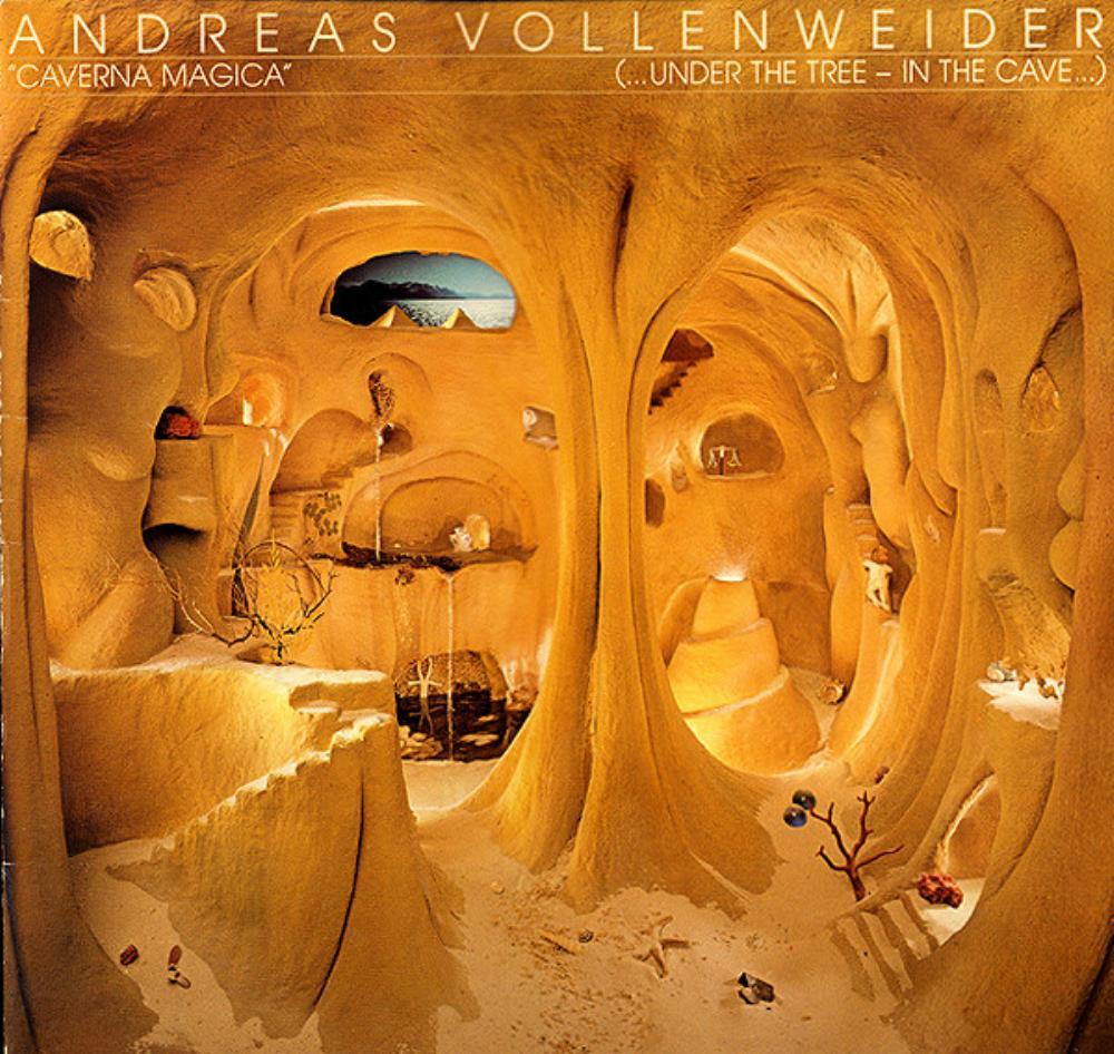 Caverna Magica by VOLLENWEIDER, ANDREAS album cover