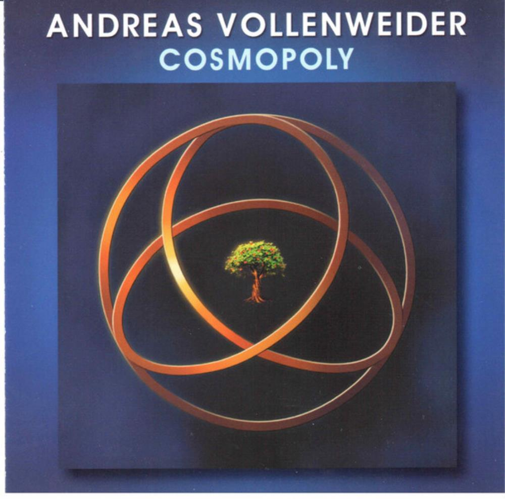 Andreas Vollenweider - Cosmopoly CD (album) cover