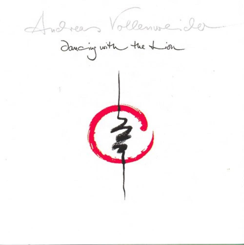Andreas Vollenweider - Dancing With The Lion CD (album) cover
