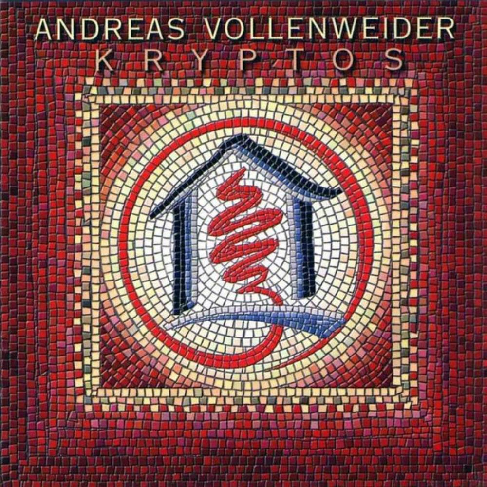 Kryptos by VOLLENWEIDER, ANDREAS album cover