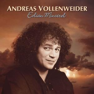 Eolian Minstrel by VOLLENWEIDER, ANDREAS album cover