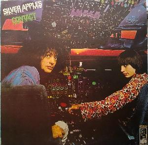 Silver Apples Contact  album cover