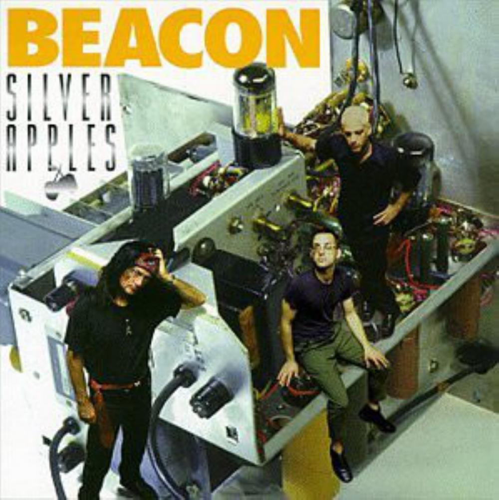 Silver Apples Beacon album cover
