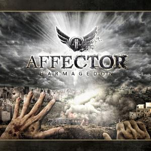 Affector Harmagedon album cover