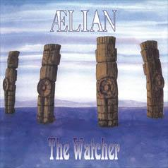 The Watcher  by AELIAN album cover