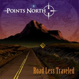 Points North - Road Less Traveled CD (album) cover
