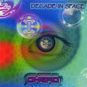 Decade In Space by OHEAD album cover