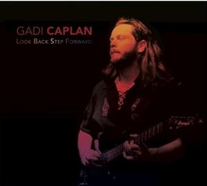 Look Back Step Forward by CAPLAN, GADI album cover