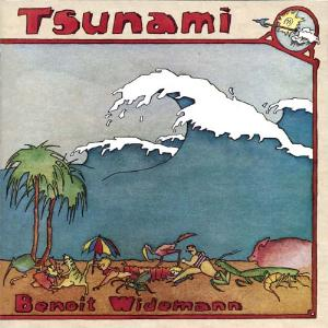 Benoit Widemann Tsunami album cover