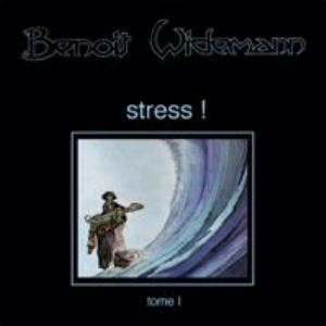 Benoit Widemann - Stress CD (album) cover