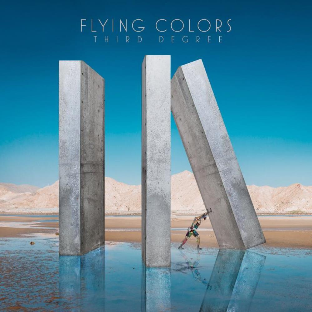 Third Degree by FLYING COLORS album cover