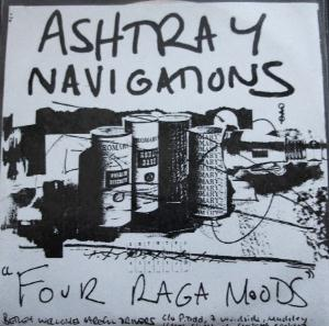 Ashtray Navigations Four Raga Moods  album cover