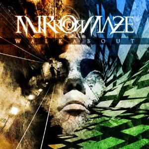 Mirrormaze Walkabout album cover
