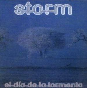 The Storm - El Dia de la Tormenta CD (album) cover