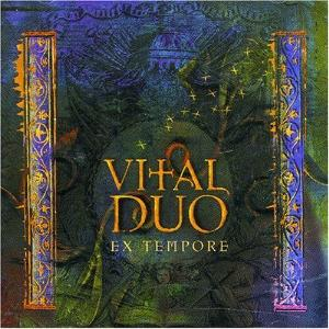 Ex Tempore  by VITAL DUO album cover