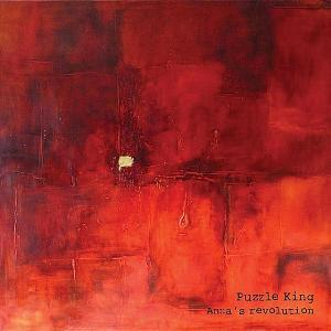 Anna's Revolution by PUZZLE KING album cover