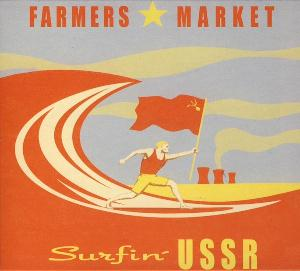 Farmers Market - Surfin' USSR CD (album) cover